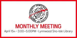 DSA Monthly Meeting